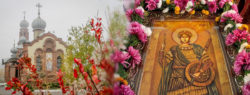 Престольный праздник храма святого великомученика Димитрия Солунского